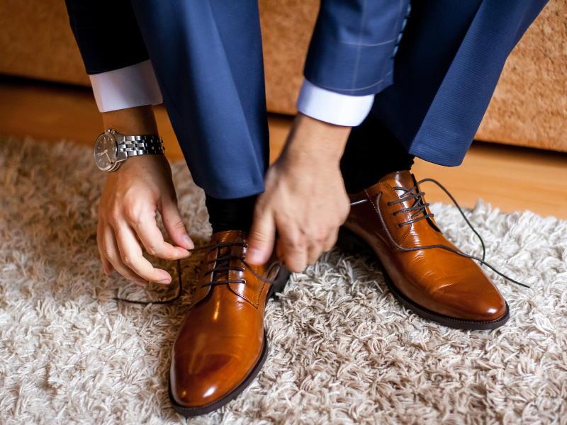 靴紐の選び方その1